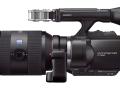 Kamera Sony NEX-VG30E z matrycą APS-C