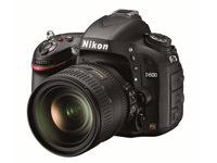 Nikon D600 - pierwsza tańsza lustrzanka pełnoklatkowa