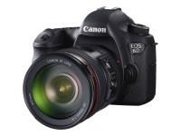 Canon EOS 6D - tańsza pełna klatka z modułem Wi-Fi