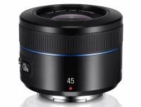 Samsung NX 45 mm f/1.8 - krótka portretówka