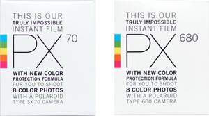 Filmy błyskawiczne Impossible Project PX 70 i PX 680 dla miłośników Polaroida
