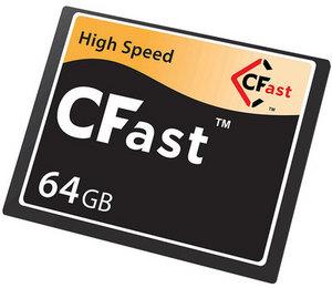 CompactFlash Association ogłasza specyfikację CFast2.0, SanDisk pracuje nad pierwszymi kartami