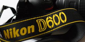 Nikon D600: instrukcja dostępna online