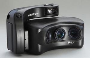 Silvestri Horizon D-L3, czyli trzy matryce, trzy obiektywy i jedna panorama