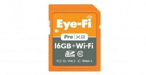 16-gigabajtowa karta Eye-Fi Pro X2