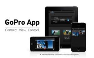 GoPro wydaje mobilną aplikację dla kamer HD Hero2