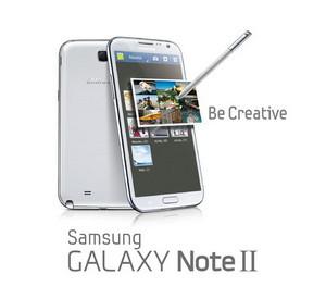 Samsung Galaxy Note II w Polsce. Cena: 2749 złotych