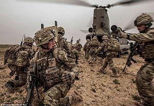 Rozstrzygnięcie tegorocznej edycji brytyjskiego konkursu Army Photography Competition