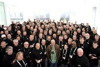 Fotograf David Bailey i 142 innych... Davidów Bailey