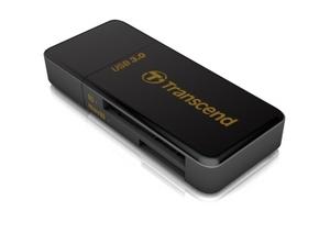Transcend RDF5, czyli czytnik wielkości kciuka z USB 3.0