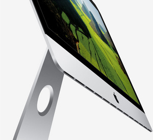 Nowy Apple iMac ma tylko pięć milimetrów grubości