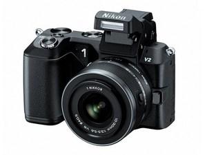 Nikon 1 V2 z nowym procesorem i hybrydowym autofocusem