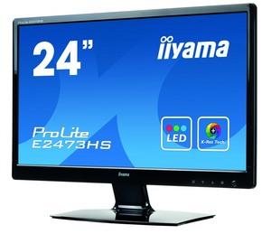 Monitory iiyama 24- i 27-calowe: E2473HS i E2773HDS