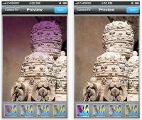 Camera Fix usunie fioletową poświatę ze zdjęć wykonanych iPhone 5