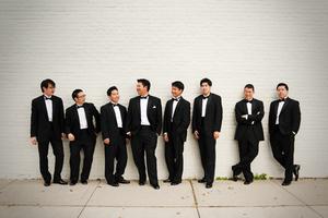 Poradnik: portrety grupowe w fotografii ślubnej