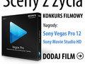 """""""Sceny z życia"""" – Sony Creative Software zaprasza do udziału w konkursie na najciekawszy film"""