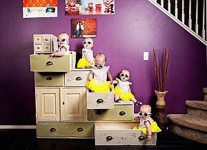 Jak oni to robią? Czyli zdjęcia dzieci według studia Brian plus Amanda Photography