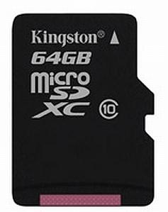 64-gigowa karta Kingston microSDXC