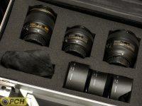 Nikon sprzedaje zestaw trzech stałoogniskowych obiektywów w specjalnej walizce