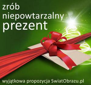 Zrób niepowtarzalny prezent