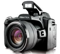 Praktica Luxmedia 18-Z36C z dużym zoomem i szerokim kątem