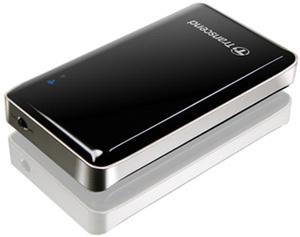 Transcend pokazuje dysk SSD z Wi-Fi i mocną baterią