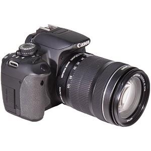 Canon EOS 650D – test lustrzanki
