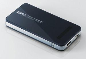 Elecom też robi ładowarki do smartfonów