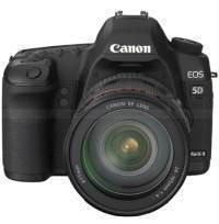 Canon EOS 5D Mark II oficjalnie wycofany z produkcji