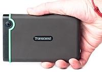 Transcend StoreJet 25M3 - test dysku
