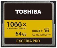 Toshiba Exceria Pro, czyli nowe karty CF