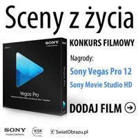 Tylko do jutra możesz zgłosić film i wygrać Sony Vegas Pro 12