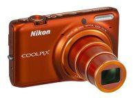 Nikon Coolpix S6500 z Wi-Fi