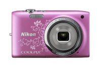 Smukły Nikon Coolpix S2700