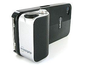 Snappgrip – etui zmieniające telefon w aparat kompaktowy