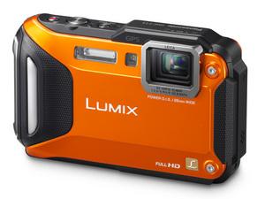 Panasonic LUMIX DMC-FT5 – aparat dla aktywnych