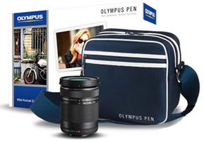 Olympus ma promocję, dodaje do PEN-a obiektyw i torbę po solidnych zniżkach