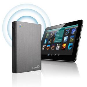 Seagate Wireless Plus, czyli dysk do multimediów