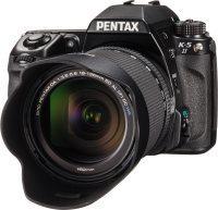 Pentax K-5 II i K-5 IIS - nowy firmware
