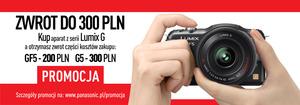 Panasonic organizuje promocję typu cashback