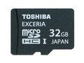 Toshiba pokazała karty microSDHC z serii Exceria