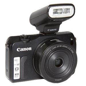 Canon EOS M – test bezlusterkowca