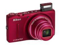 Kieszonkowy Nikon COOLPIX S9500 z 22-krotnym zoomem