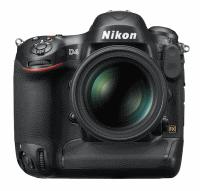 Nikon D4 z nowym firmware
