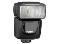 Pentax zapowiada lampę AF360FGZ II i dekielek, który jednocześnie jest obiektywem