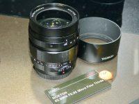 Voigtlander Nokton 42.5 mm f/0.95 dla Mikro Cztery Trzecie