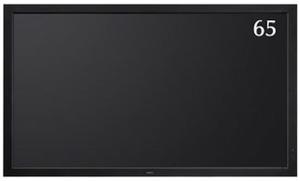 65-calowy monitor NEC MultiSync LCD-V652