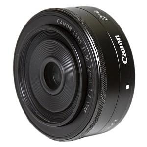 Canon EF-M 22mm f/2 STM - test obiektywu