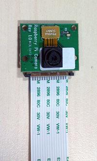 Za 25 dolarów kupisz aparat do Raspberry Pi