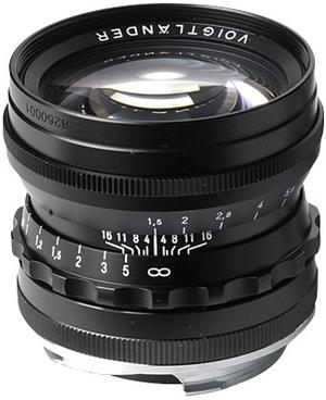 Voigtlander Nokton 50 mm f/1.5 Aspherical VM dla Leiki M